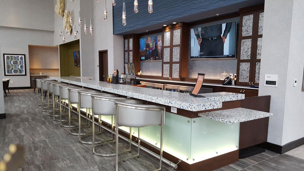 Bar Hyatt Place Hotel St. Petersburg