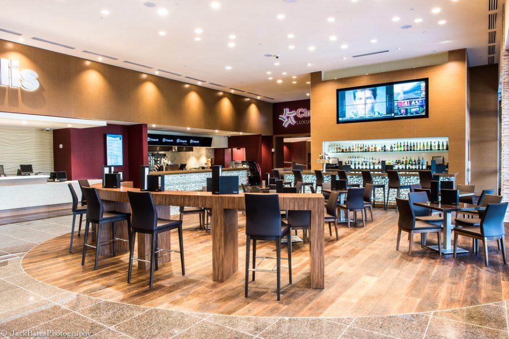 Bar Cinepolis Luxury Theater