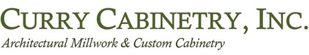 Custom Cabinetry - Curry Cabinetry, Inc.