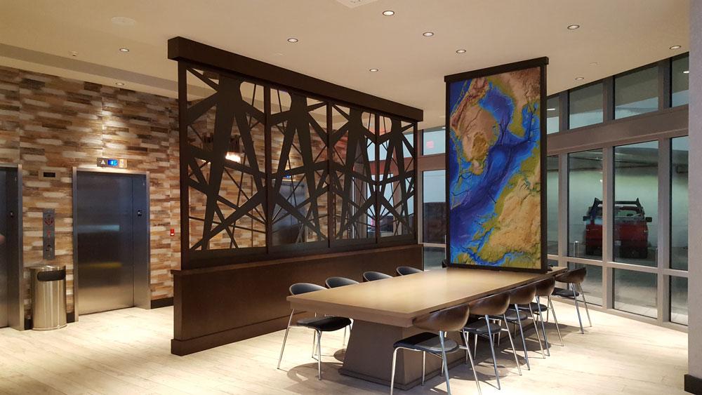 Elevator Lobby Hyatt Place Hotel St. Petersburg