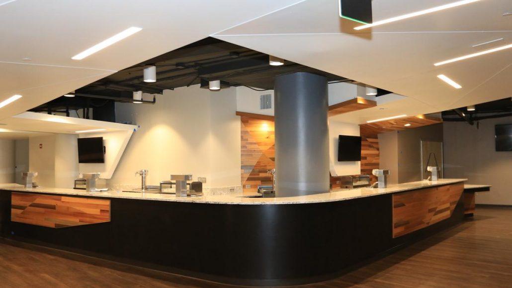 Amalie Arena Lexus Lounge