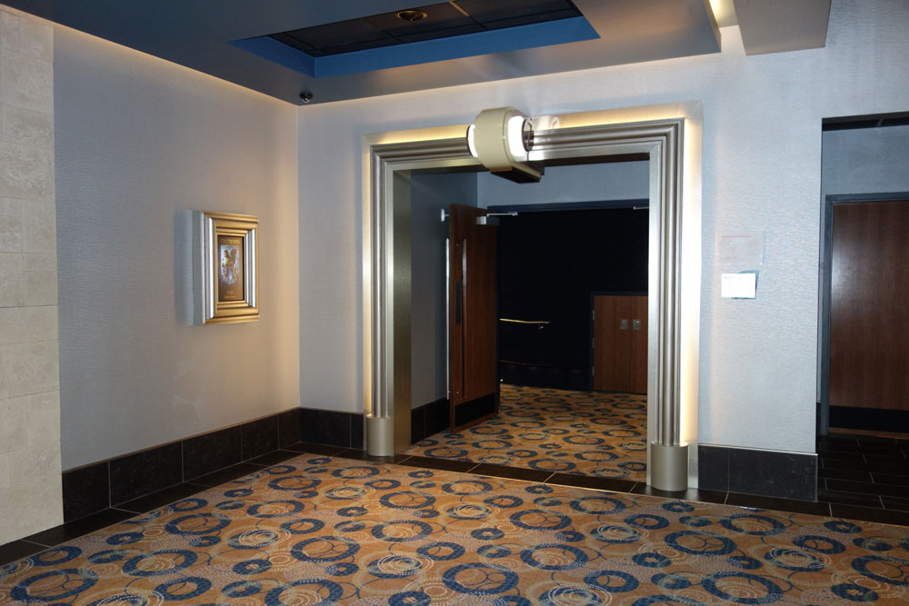 Theater Entrance Cinebistro Doral