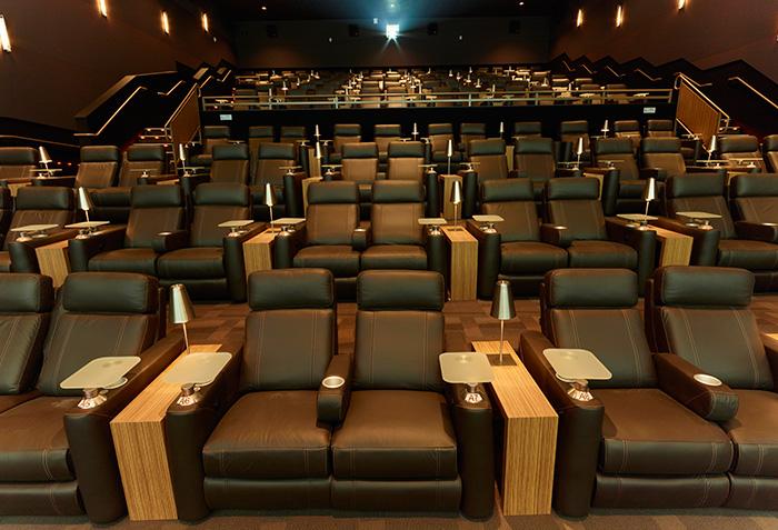 Theater Cinepolis Luxury Theater